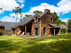 Maison à l'orée du bois de Kador