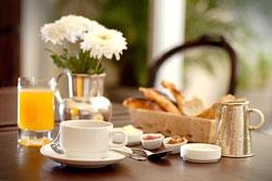 Un petit déjeuner offert pour votre location presqu'île de Crozon